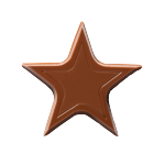 Chocolate Stars Lait