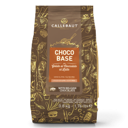 Chocolate Gelato Mix - ChocoBase Al Latte