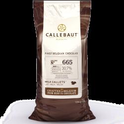 Teneur en cacao comprise entre 30 et 39% - 665
