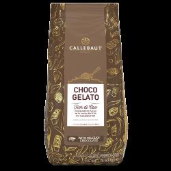 Mezcla de helados de chocolate - ChocoGelato Fior di Cao