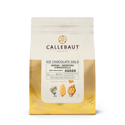 Chocolate para bañar helados - Ice Chocolate Gold