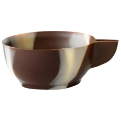 Chocolate Cups - Coffee Cups Marbled