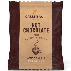 Cioccolato per bevande - Hot Chocolate – Dark Callets™