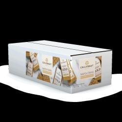 Snackchocolade - Callebaut® Mini-tabletten Gold
