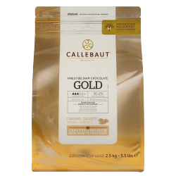 Finest Belgian Gold Chocolate - Gold