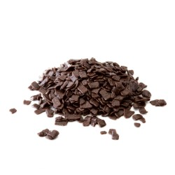 Vermicelles en chocolat - Flakes Dark Small