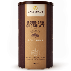 Cioccolato per bevande - Ground Dark Chocolate