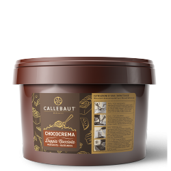Eiscrèmemischung Schokolade - ChocoCrema Doppia Nocciola