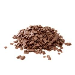 Vermicelles en chocolat - Flakes Milk Small