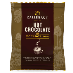 Chocolade voor drankjes - Hot Chocolate - Ecuador Callets�