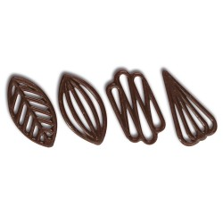Chocolade fans & fantasie - Special Chocolate Decor