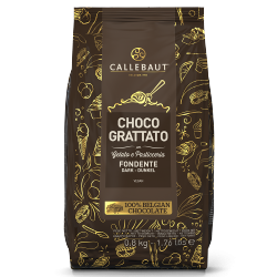 Chocolate Gelato Mix - ChocoGrattato