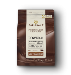 Chocolate Power con leche - Power 41