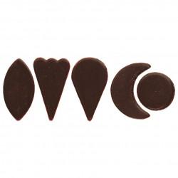 Chocolate Fans & Fantasy - Standard Decoration