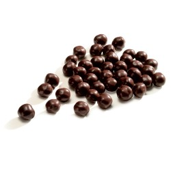 Chocolate for Drinks - Crispearls™ Dark