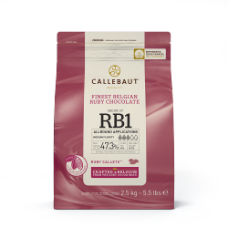 Finest Belgian Chocolate – Ruby - RB1