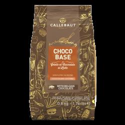 Chocolate Gelato Mix - ChocoBase Al Latte