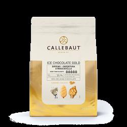 Gelato Dipping Chocolate - Ice Chocolate Gold