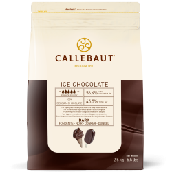 Schokolade zum Eintauchen von Eiscrème - Ice Chocolate Dark