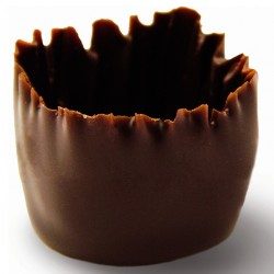 Tartaletas de chocolate - Mini Square Cups