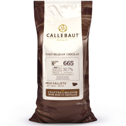 от 30% - 39% какао - 665