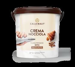 Filling after baking - Crema Nocciola