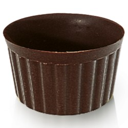 Chocolade cups - A la Carte Cups Dark