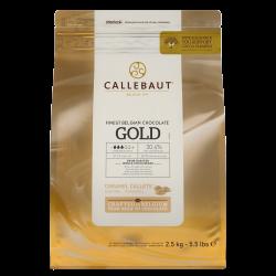 Autêntico Chocolate Belga Gold - Gold