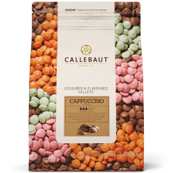 Coloured and Flavoured Callets™ - Cappuccino Callets™