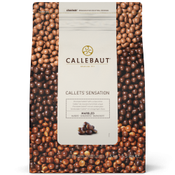 Snacking Chocolate - Callets™ sensation Marbled