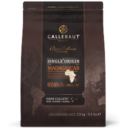 Czekolada Single Origin - Madagascar