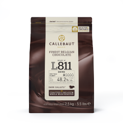 from 45% - 59% cocoa - L811