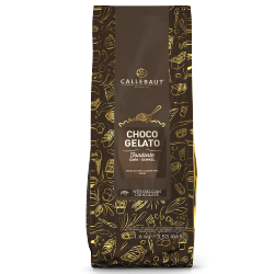 Mix chocolade-ijs - ChocoGelato Fondente