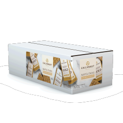 Snackchocolade - Callebaut® Mini-tabletten Gold