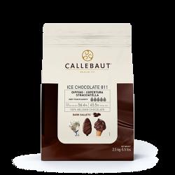 Cioccolato da immersione per gelato - Ice Chocolate Fondente 811