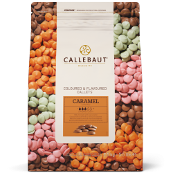 Coloured and Flavoured Callets™ - Caramel Callets™