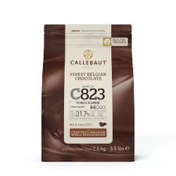 from 30% - 39% cocoa - C823