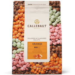Bunte und aromatisierte Callets™ - Orange Callets™