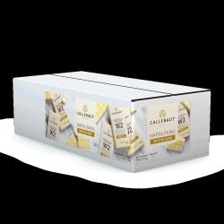 Cioccolato per snack - Mini tavolette Callebaut® al cioccolato bianco W2