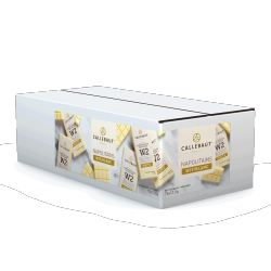 Snackchocolade - Callebaut® Mini-tabletten Wit W2