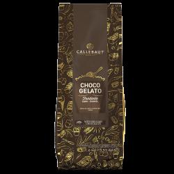 Préparation pour crème glacée au chocolat - ChocoGelato Fondente