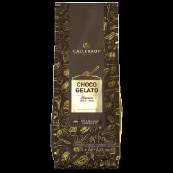 Mezcla de helados de chocolate - ChocoGelato Bianco