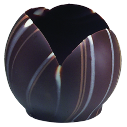 Chocolate Cups - Tulip cups Rhea
