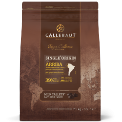 Chocolate Origen Único - Arriba
