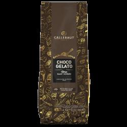 Mezcla de helados de chocolate - ChocoGelato Negro puro