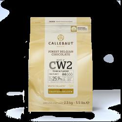 Chocolates con sabores a caramelo pronunciados - CW2