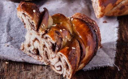 Crème dell' artigiano çörek