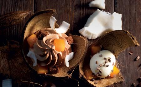 Verrine au chocolat Équateur