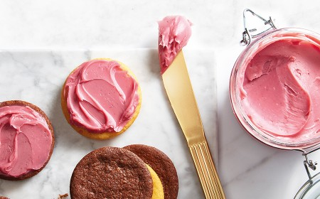 Pâte à tartiner au chocolat ruby