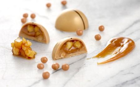 Golden Apple Tarte Tatin Bonbon
